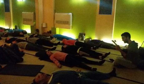 Lezioni di Nada Yoga a Caserta